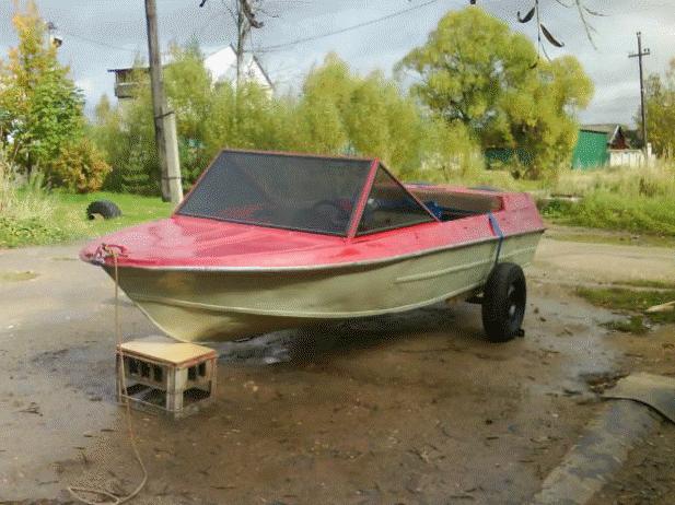 купит моторную лодку крым 3