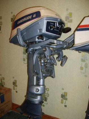 лодочный мотор эвинруд википедия